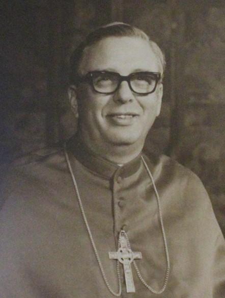 Bishop Albert Ottenweller