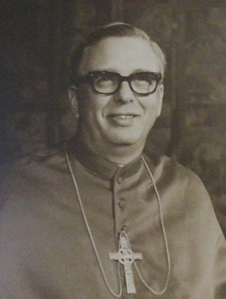 Bishop Albert Ottenweller