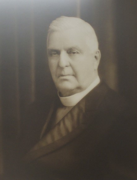 Msgr. Frederick Rupert